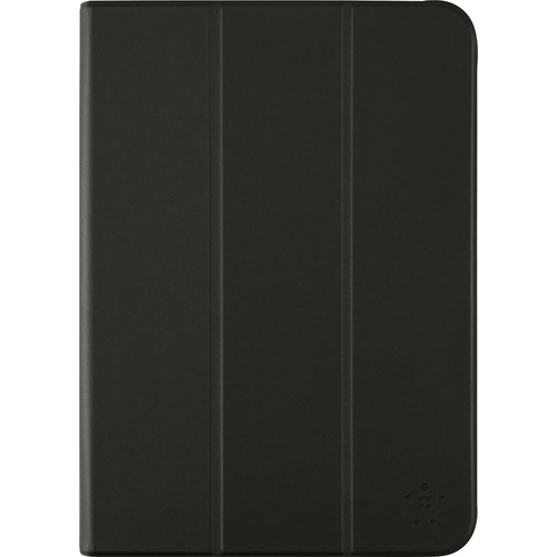 Belkin - Trifold Case for Samsung Galaxy Tab A 9.7 and Tab S2 9.7 - Black