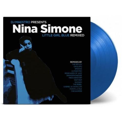 Little Girl Blue Remixed [LP] - VINYL