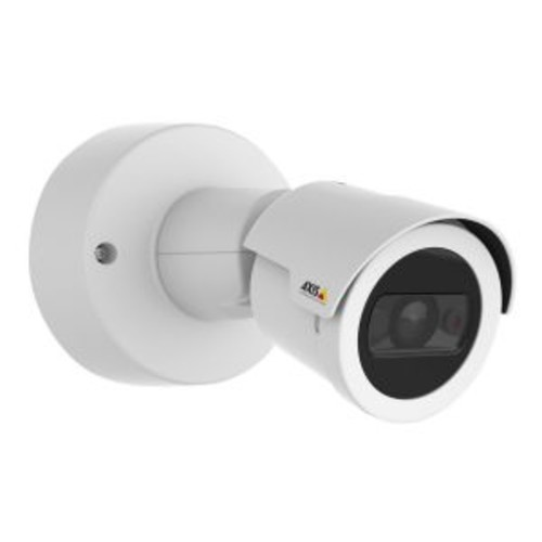 AXIS M2025-LE - Network surveillance camera - outdoor - weatherproof - color (Day&Night) - 1920 x 1080 - 1080p - M12 mount - fixed iris - fixed focal - LAN 10/100 - MPEG-4, MJPEG, H.264 - PoE Class 2