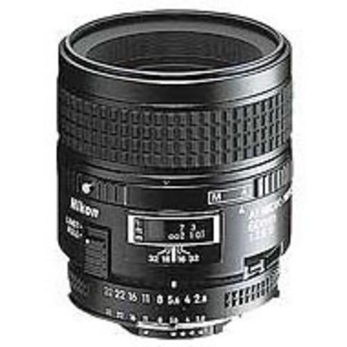 Nikon Micro-Nikkor AF-D 60mm f/2.8 Macro Lens