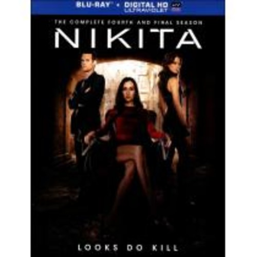 Nikita: The Complete Fourth and Final Season [Includes Digital Copy] [UltraViolet] [Blu-ray]