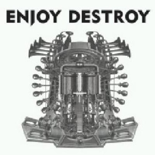 Enjoy Destroy [CD]