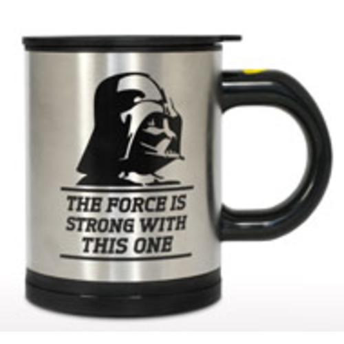 Star Wars Darth Vader Self Stirring Mug