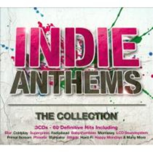 Indie Anthems: The Collection [CD]