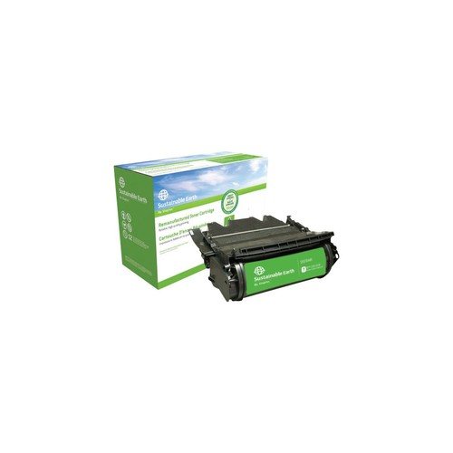 Sustainable Earth by Staples Reman Laser Toner Cartridge; Lexmark T644