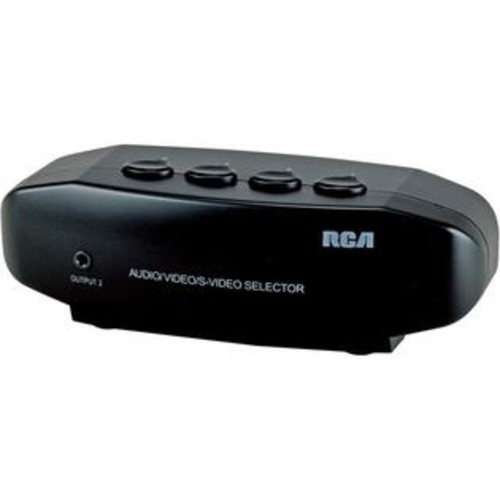 RCA 3GHz Digital Plus 2-Way Splitter - PET