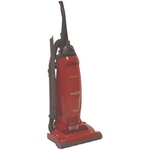 Panasonic MC-UG471 Bag Upright Vacuum Cleaner - Corded [Red]