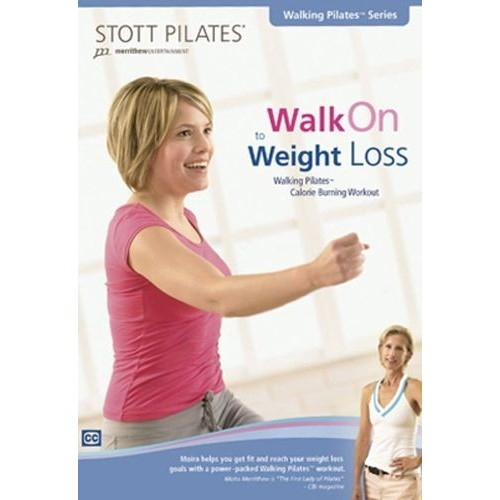 Stott Pilates: Walk On to Weight Loss [DVD]