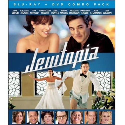 Jewtopia (Blu-ray + DVD) (Widescreen)