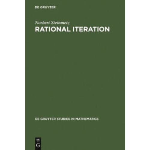 Rational Iteration: Complex Analytic Dynamical Systems