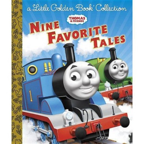 Thomas & Friends Nine Favorite Tales