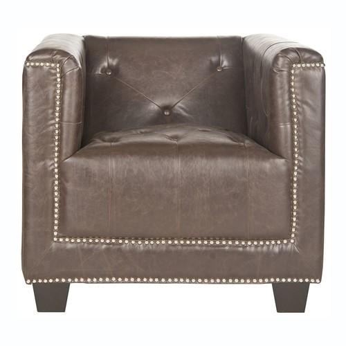 Safavieh Bentley Faux-Leather Club Chair