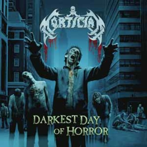 Mortician - Darkest Day Of Horror [Vinyl]