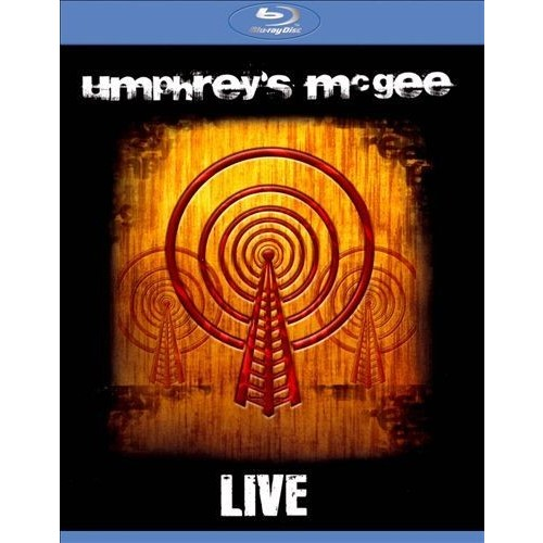 Live [Blu-Ray Disc]