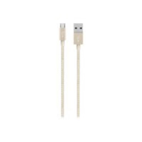 Belkin MIXIT Up Metallic Micro-USB to USB Cable - G