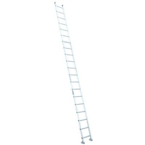 Werner 20 ft. Aluminum Extension Ladder with 300 lb. Load Capacity Type IA Duty Rating