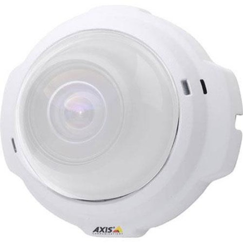 Axis Communications Vandal Resistant Interchangeable Casing with Clear Transparent Cover for 212PTZ-V Network Camera, White