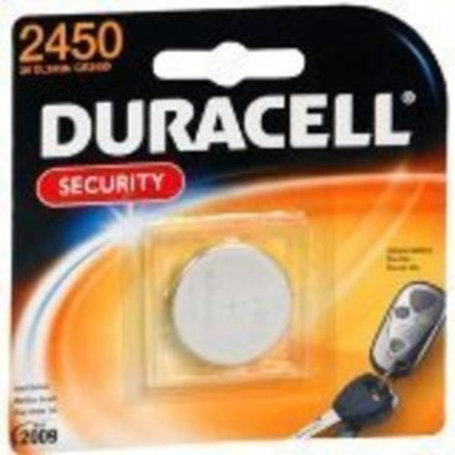 Duracell BATTERY LITHIUM 2450