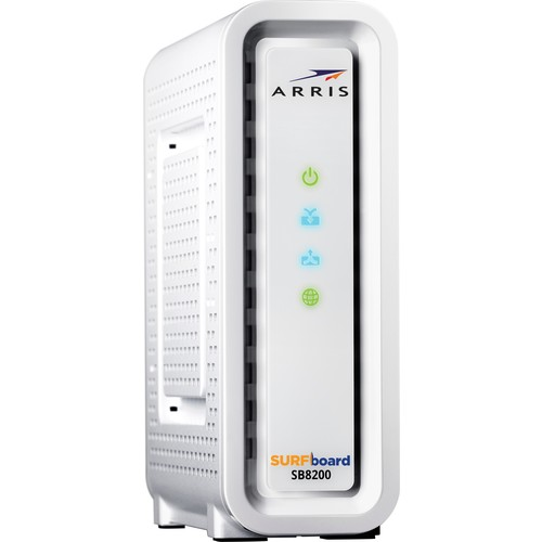 ARRIS - SURFboard DOCSIS 3.1 Cable Modem - White