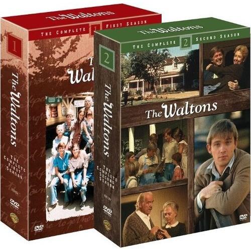 Waltons-Complete 1st Season