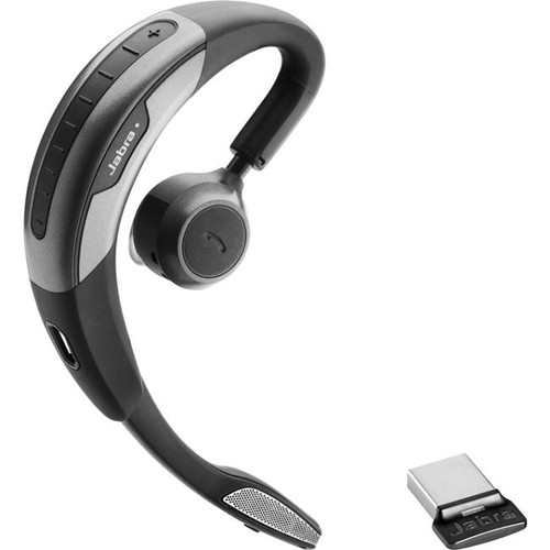 Jabra Motion UC MS On-Ear Headset With Travel & Charge Kit