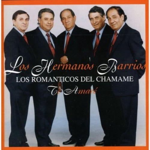 Te Amare [CD]