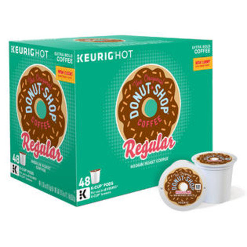 Keurig K-Cups Donut Shop Original Coffee 48-pk. One Size None
