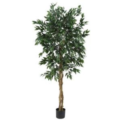 Nearly Natural 5 ft. Smilax Silk Tree