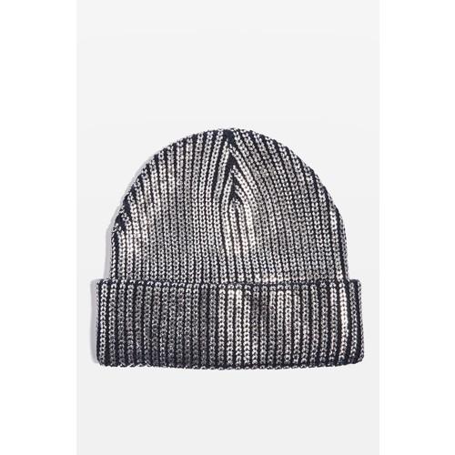 Foil Beanie Hat