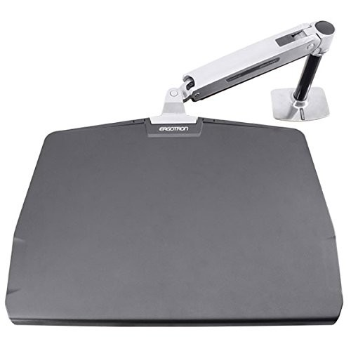 Ergotron WorkFit-P, Sit-Stand Workstation (24-383-026)