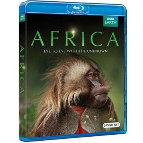 Africa-Eye To Eye With Unknown (Blu-Ray/2 Disc)