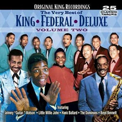 The Very Best of King/Federal/Deluxe, Vol. 2 [CD]