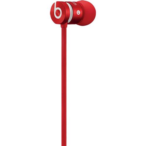 Beats By Dre Dr. Dre urBeats In-Ear Headphones (Red) Certified Refurbished