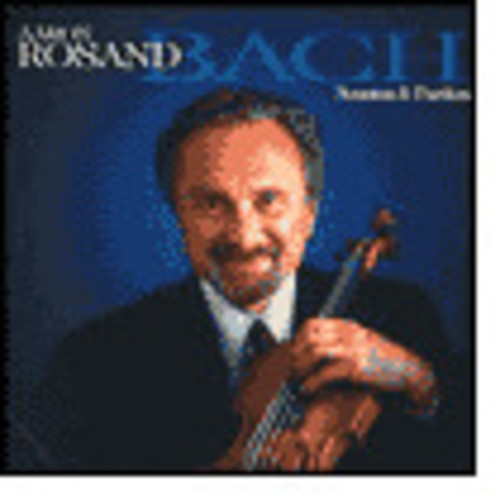 Bach: Sonatas & Partitas for Violin