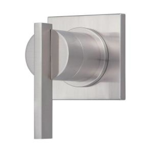 Danze Sirius 3/4 in. Thermostatic Volume Control Trim Only in Brushed Nickel