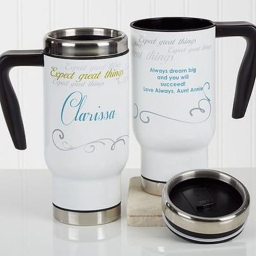 Cup of Inspiration 14 oz. Commuter Travel Mug