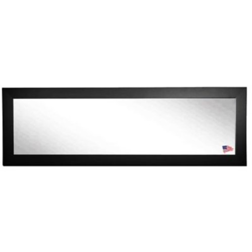 Rayne Mirrors Double Wide Vanity Wall Mirror; Small