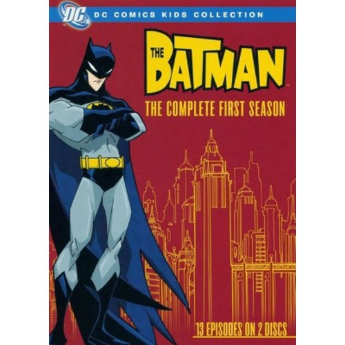 The Batman: The Complete First Season [2 Discs]