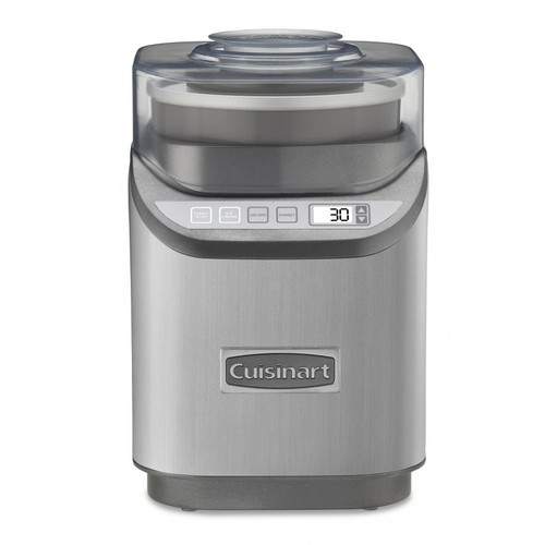 Cuisinart Gelateria Frozen Yogurt, Ice Cream, Gelato & Sorbet Maker, 1.0 CT
