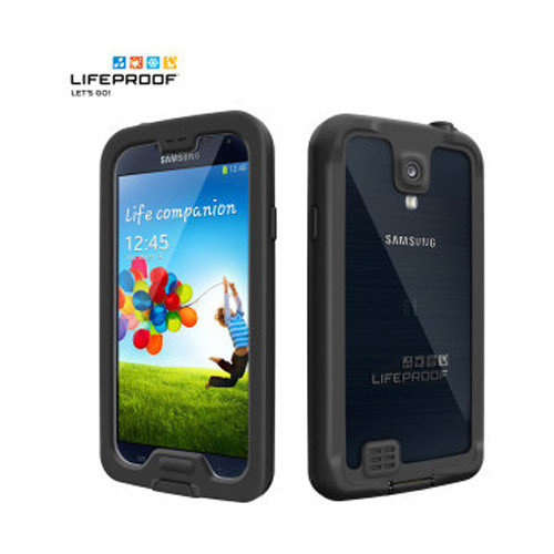 LifeProof nd Case for Galaxy S4 - Black