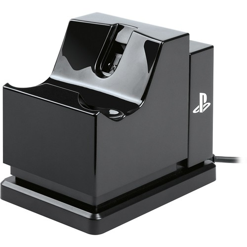 PowerA - Charging Station for PlayStation 4 - Black