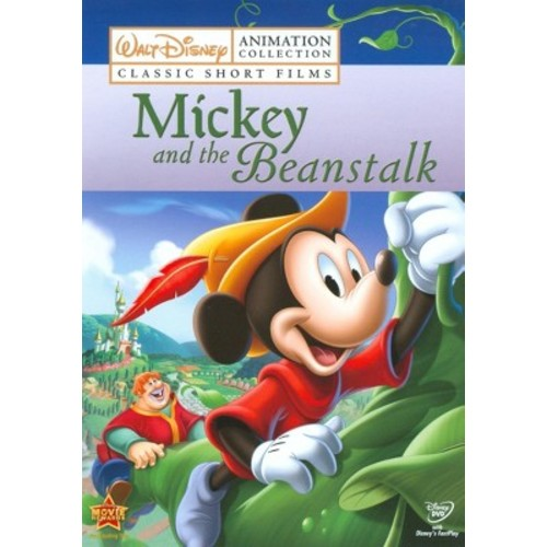 Walt Disney Animation Collection: Classic Short Films, Vol. 1 - Mickey and the Beanstalk