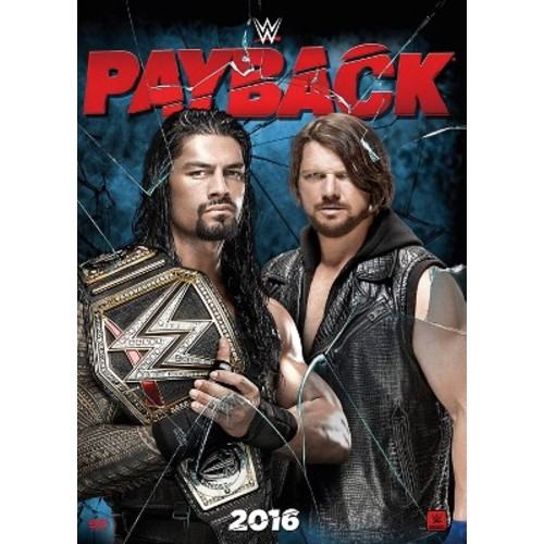 WWE: Payback 2016 (DVD)