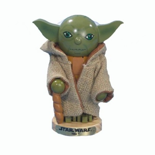 Star Wars Yoda Nutcracker