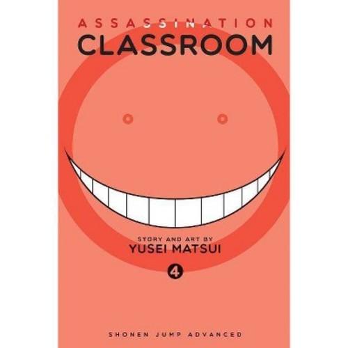 Assassination Classroom 4 (Paperback) (Yusei Matsui)