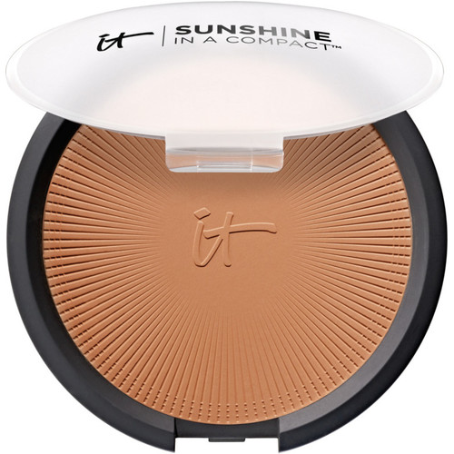 Sunshine In A Compact Vitality Anti-Aging Matte Bronzer