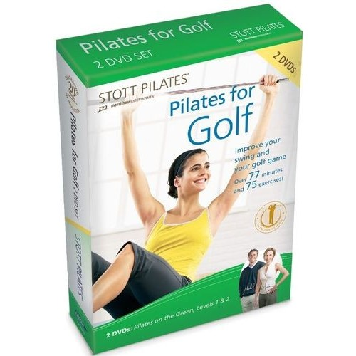STOTT PILATES Pilates for Golf DVD Set