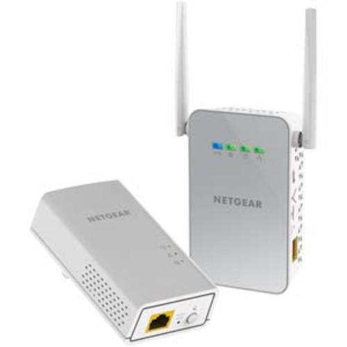 Netgear PowerLINE 1000 + WiFi - 1000 Mbps, 802.11ac, 1 Gigabit Port