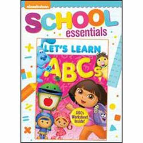 Nickelodeon: Let's Learn - ABCs