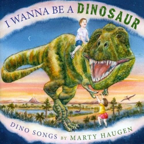 I Wanna Be a Dinosaur [CD]